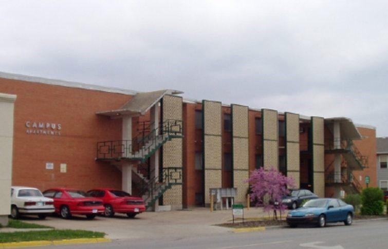 College Apartments 1112 Merchant #N1 Emporia, KS 66801